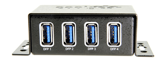 USB 3.1 Gen1 Hub DFP Labeled