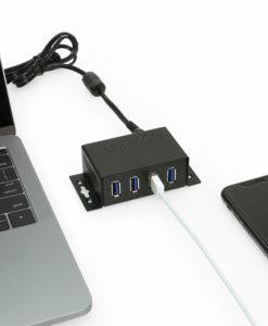 USB-C 4 Port Mini Hub