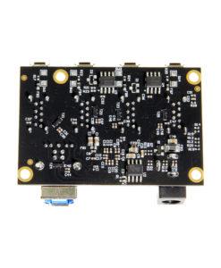 USB 3.1 Hub Component Board Back Side