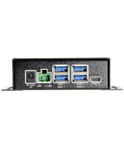 USB-A and USB-C Charging Ports
