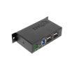 4 Por USB Type-C USB Metal Hub Terminal Plug