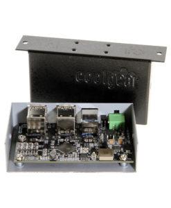 4 Por USB Type-C USB Metal Hub Circuit
