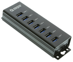 USBG-BREC307 USB 3.0 7 Port Hub