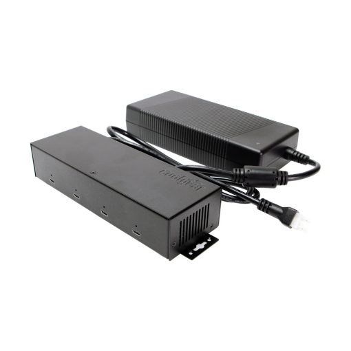 160W USB PD Charging Station with 180W Power Supply