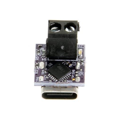 Nano PD to DC module