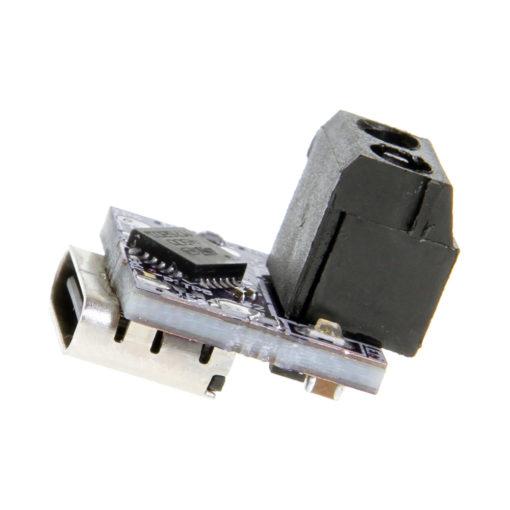 Nano size module for USB C input