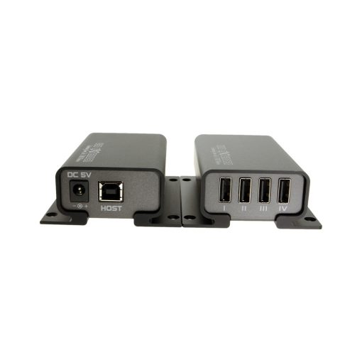 USB Extender 4 Port Hub and Host