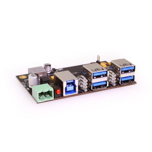 Coolgear Labs 4 Port USB 3.1 Gen1 Hub controller PCBA