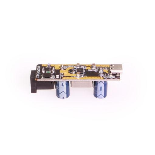 USB Type-C PD Output with 24V DC Barrel input -PCBA