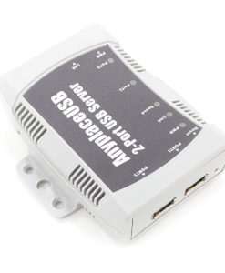 2-Port USB over Ethernet USB Device Server