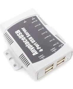 4-Port USB over Ethernet USB Device Server
