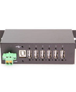 6 port Managed USB 2.0 Hub w/ 15KV ESD Surge Protection
