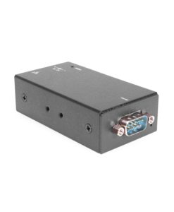 1-Port RS-232 / RS-422 / RS-485 Serial to Ethernet Device Server, PoE Powered